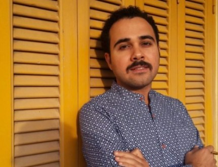 ahmed naji using life egypt cairo freedom speech expression writer prison