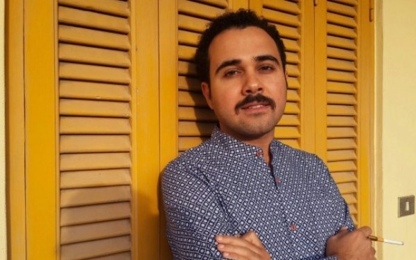 ahmed naji using life egypt cairo freedom speech expression writer prison