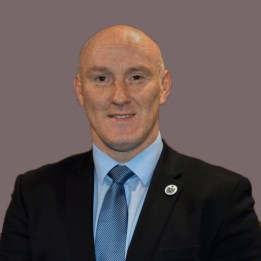 PRESIDENT, GORDON CROSSAN