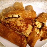 Yummy Vegan Pancakes, Baby!