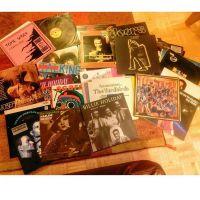 Vinyl Records, LPs & Cassettes