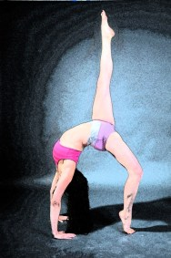 back walkover