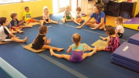 preschool stretch