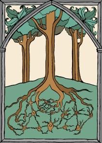 Tree Roots. Scott Keenan, 2014