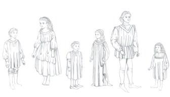 Children graphite. Scott Keenan, 2014