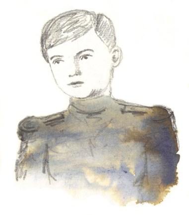 Tsarevich Alexei. Scott Keenan, 2015