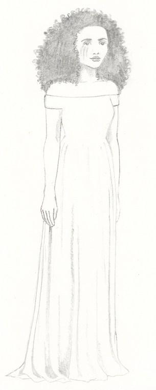 Winter Sketch. Scott Keenan, 2016