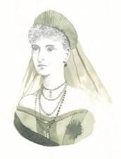 Alexandra Feodorovna. Scott Keenan, 2016
