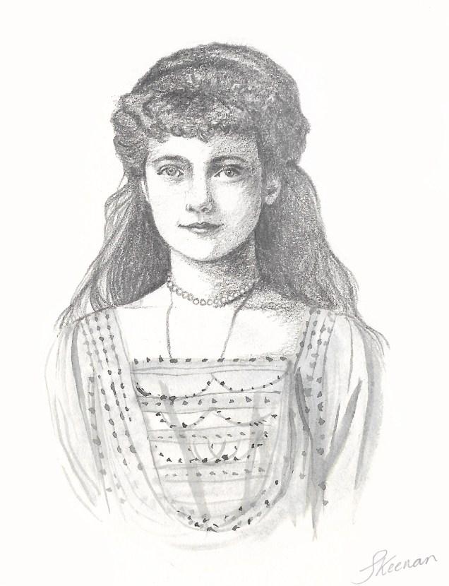 Anastasia. Scott Keenan, 2017