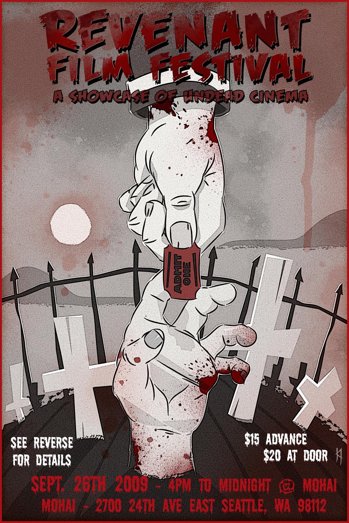 ZombieRevenantFilmFest