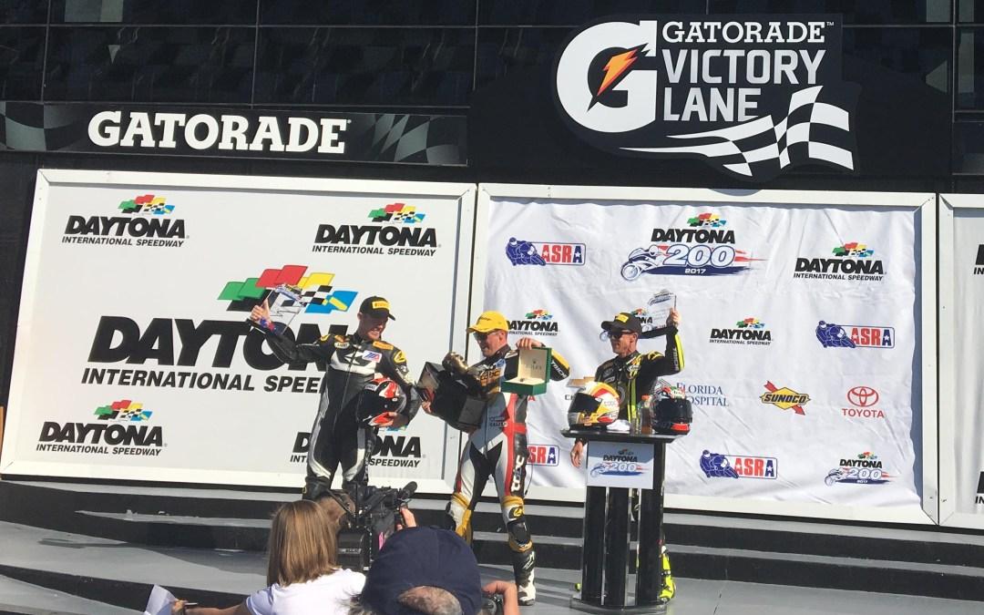 Daytona 200 Press Release
