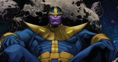 The Twisted Arthurian Legend of Thanos