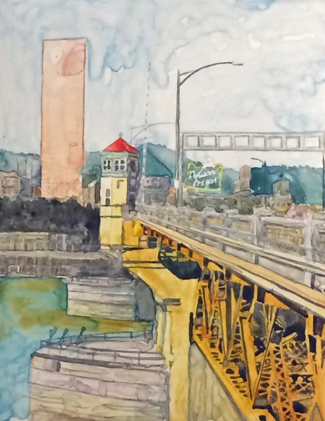 The Bridges of Portland