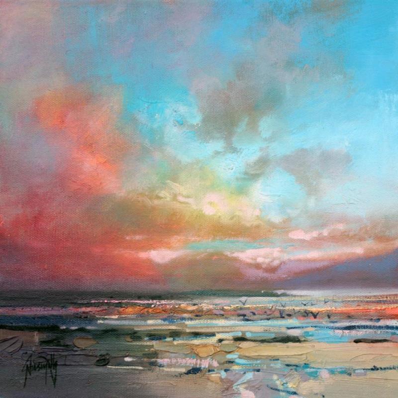 Harris Warm Sky Study