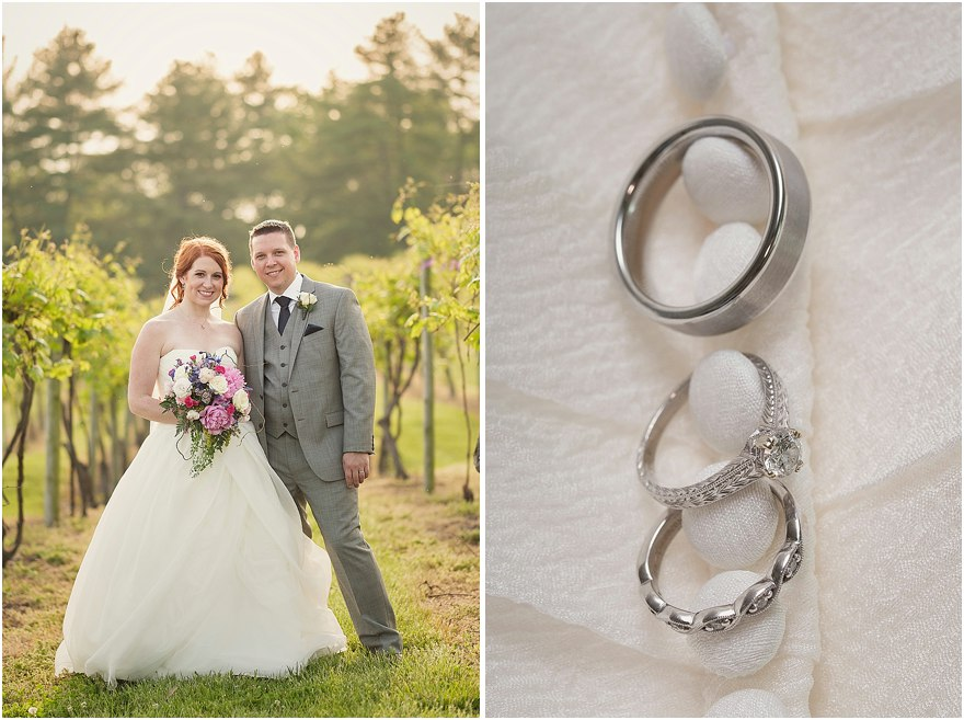 Les Bourgeois Vineyards Wedding | Rocheport, Missouri | Elizabeth & Adam