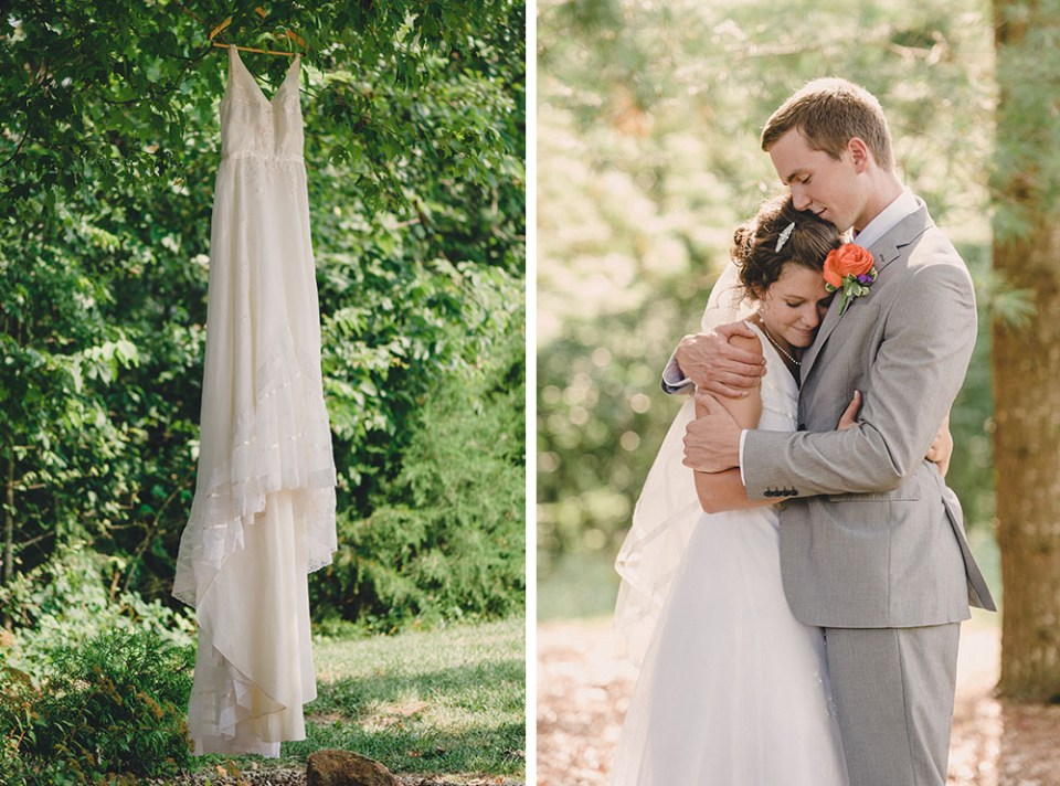 Innsbrook, Missouri Lakeside Summer Wedding |  James & Rachel