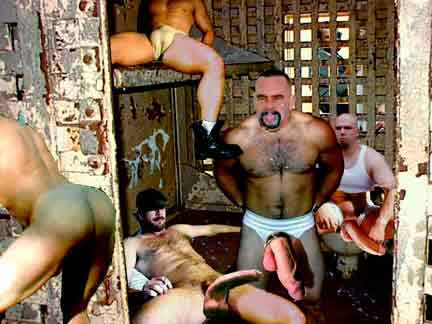Prison Bunks