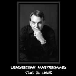 Leadership Mastermind Cover Art