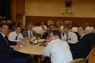still more new missionaries at lunch
