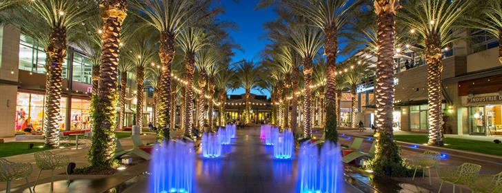 about scottsdale quarter features of