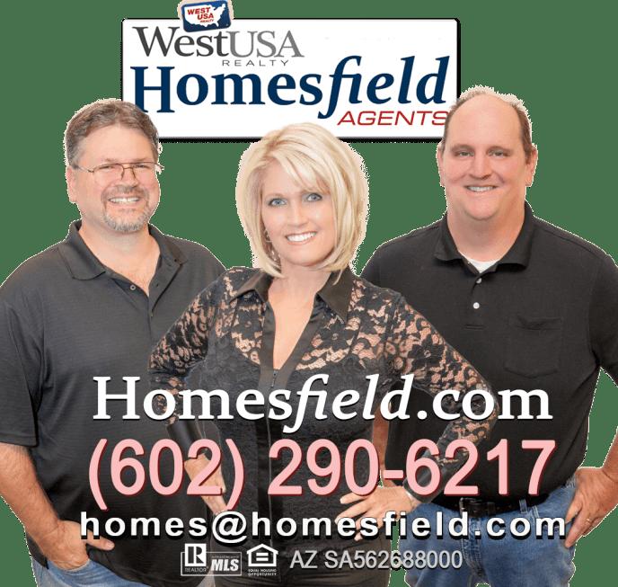 West USA Realty's Homesfield Agents in Scottsdale Arizona Realtors