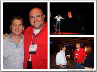 Collage of Will Cross pictures from CWD FFL 2010