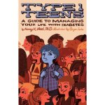 Book cover image for Type 1 Teens by Korey Hood