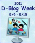 Logo for 2nd Annual Diabetes Blog Week
