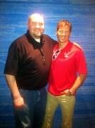 Scott Johnson and Kris