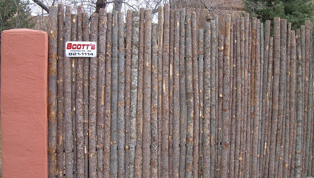 Coyote Scotts Fencing