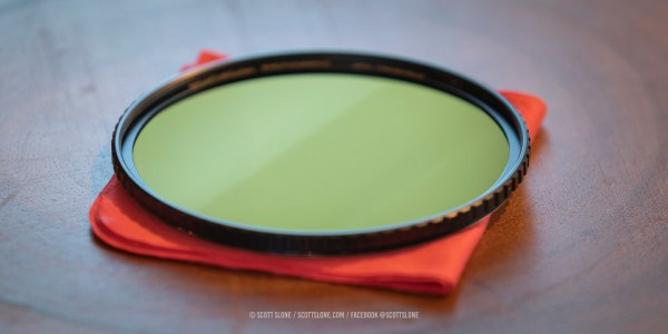 Breakthrough Photography X4 Neutral Density Filter