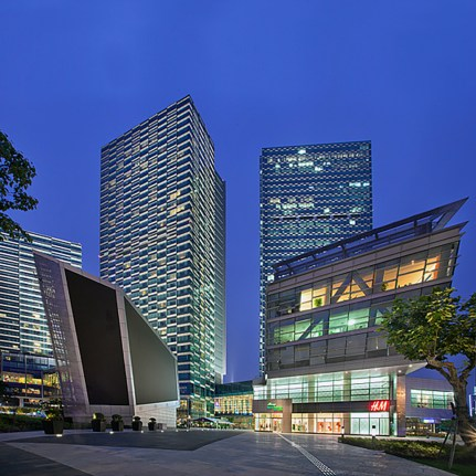 Kerry Parkside (KPF) - Shanghai