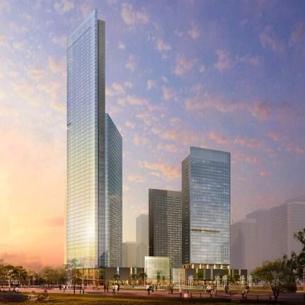 Yiwu Finance & Business WTC (SHCA) - Yiwu