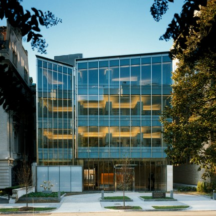 Peterson Institute (KPF) - Washington DC