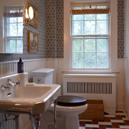 Turkey Hill Bathroom Renovation - Westport