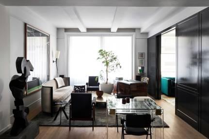 Chelsea Loft - New York - Living Room
