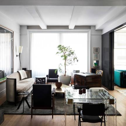 Chelsea Loft - New York - Living Room
