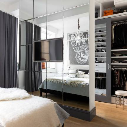 Chelsea Loft - New York - Master Bedroom