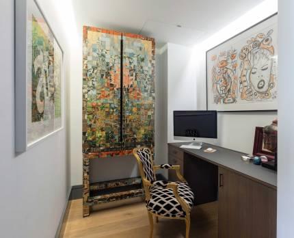 Chelsea Loft - New York - Office