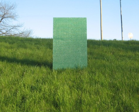 Green Grassy Bank 2