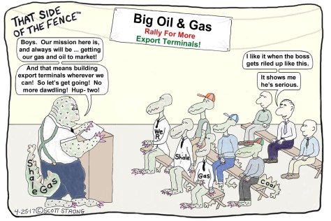 Big Oil & Gas Export Drilling Speech To His Fellow Frackers.jpg