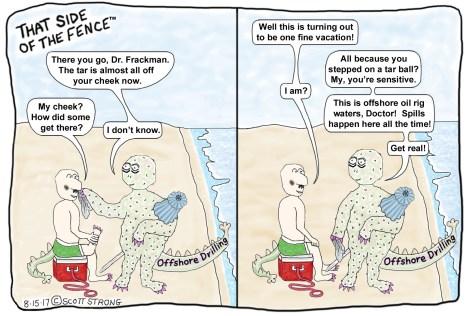 Shale Oil & Gas Finds Dr. Frackman Sensitive to Tar Balls.jpg