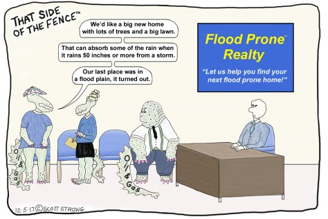 Big Oil & Gas Discussion About Rainfall at Flood Prone Realty.jpg