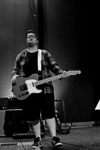 Aaron Satterfield singing
