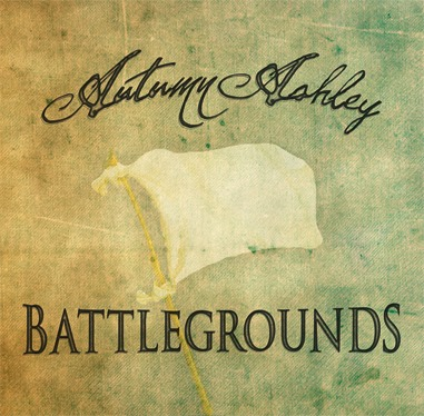 cover art of BATTLEGROUNDS by Autumn Ashley