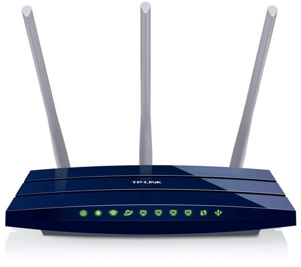 image of TP-Link router