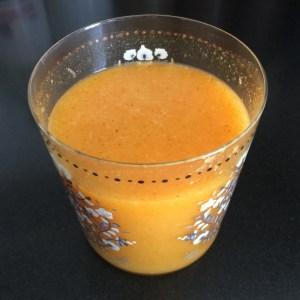 fire juice assuming its final form