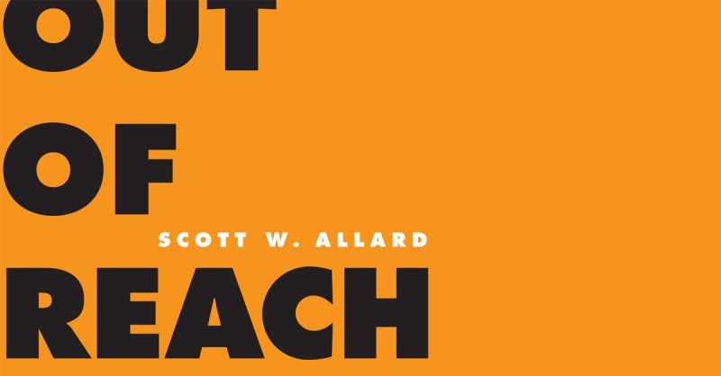 Out of Reach Book Cover