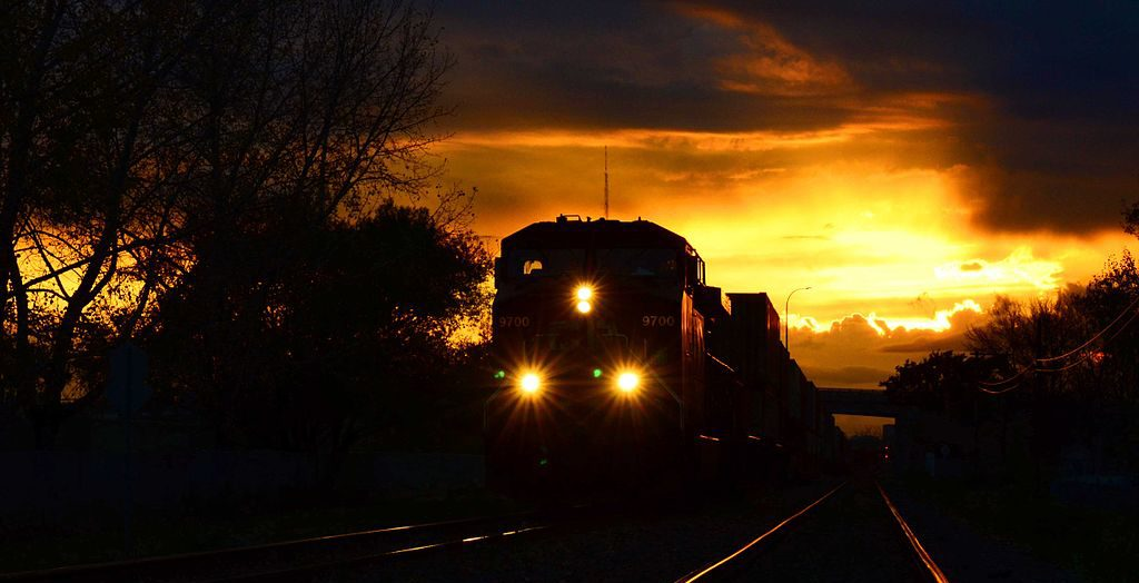 Jason Aldean's Night Train