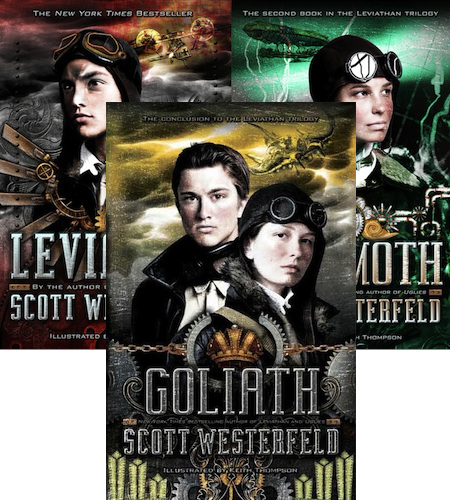 Image result for leviathan series